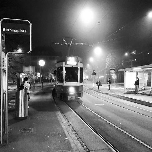 Berninaplatz