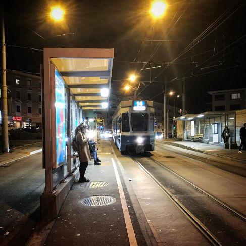 Bahnhof Oerlikon Ost