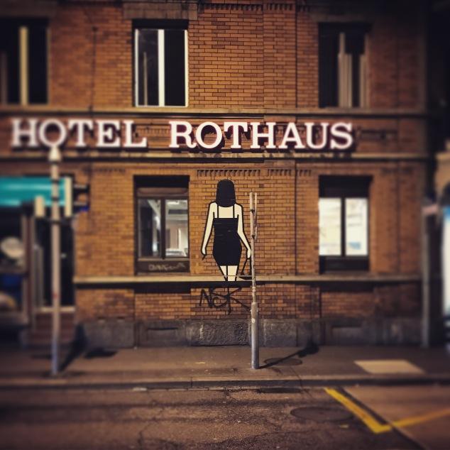 Foto des Hotel Rothaus an der Langstrasse