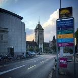Bahnhofquai mit Landesmuseum