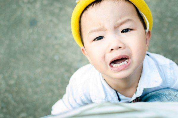 ein weinendes Kind