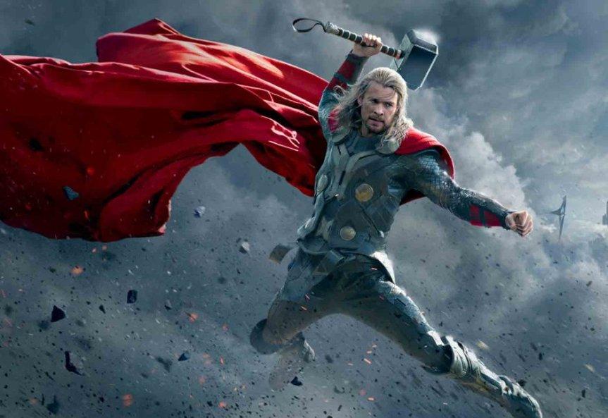 Screenshot from Thor: The Dark World