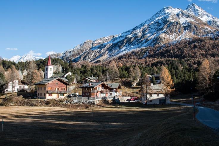 Maloja, Kanton Graubünden